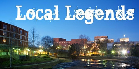 Local Legends: Improv Comedy Inspired by Sandy Staggs (Artistic Director of the Proud Mary Theatre Company) tickets