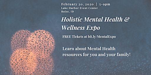 Holistic Mental Health & Wellness Expo