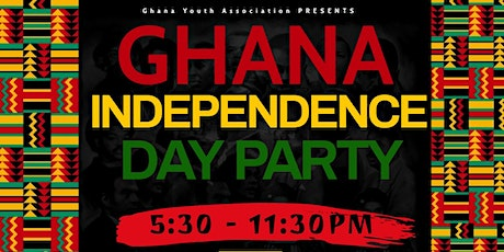 Ghana Independence day Party tickets