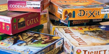Walnut Creek Board Game Night tickets