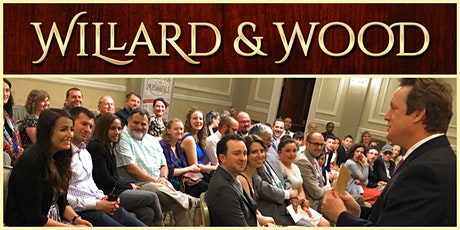 Willard & Wood - Magic, Mind Reading, and the Impossible tickets