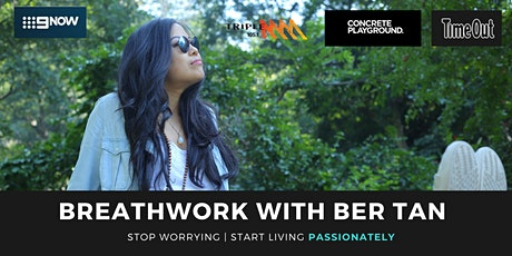 BNE - Breathwork with Ber Tan tickets