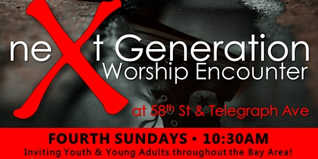 neXt Generation Worship Encounter tickets