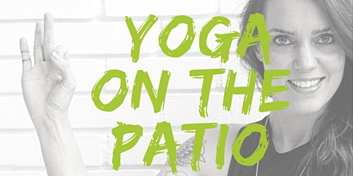 Free Yoga on the Patio