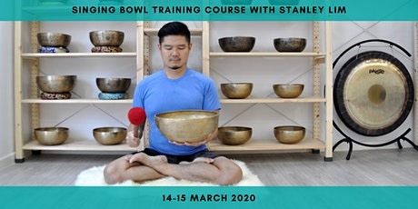 Singing Bowl Training Course & Certification tickets