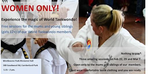 Women Only World Taekwondo Experience