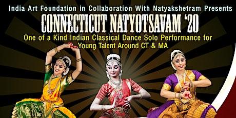 Connecticut Natyotsavam '20 tickets
