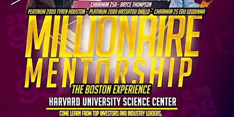 Millionaire Mentorship - The Boston Experience  tickets