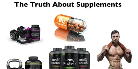 The Truth About Supplements tickets