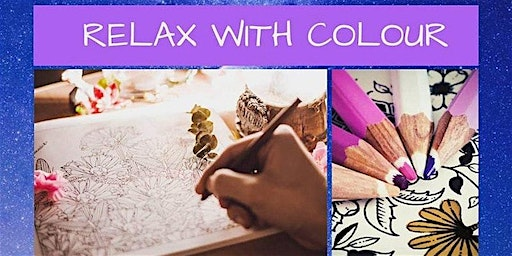Releasing Stress - RELAX with COLOUR