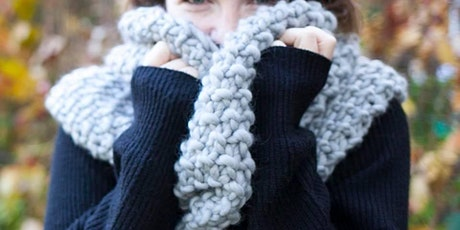 Knit your own Scarf tickets
