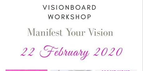 VisionBoard Workshop tickets