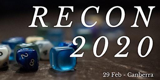 Recon 2020
