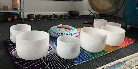 Crystal Bowl Sound Bath tickets