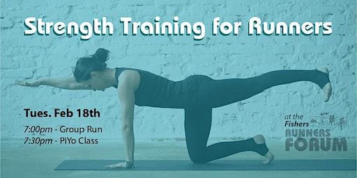 PiYo - Strength Training for Runners