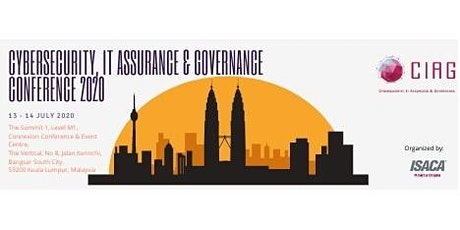 Cybersecurity, IT Assurance & Governance (CIAG) 2020 Conference tickets