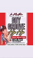 HIP HOP WITH GUY GROOVE                                     (No refunds)