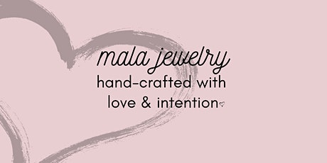 Mala Making Class with Heartstring Designs tickets