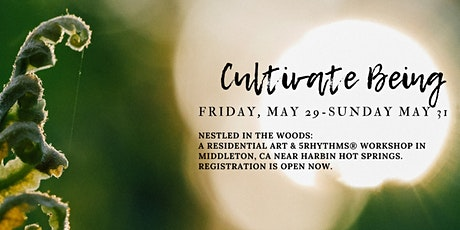 Cultivate Being: An Art & 5Rhythms® Dance Residential Workshop tickets