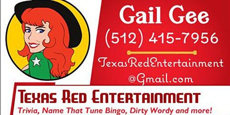 Whitestone Brewery - Name That Tune Bingo with Texas Red Entertainment tickets