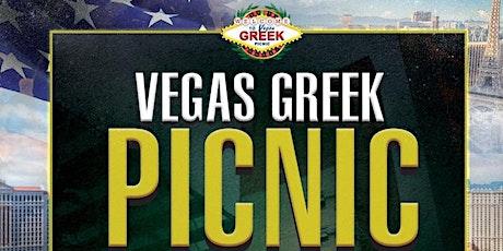 Las Vegas Greek Picnic tickets