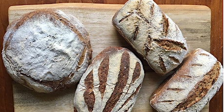 Sourdough Bread Making for Beginners tickets