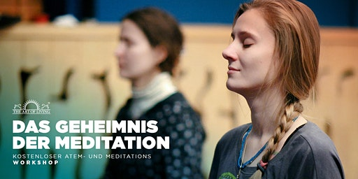 """Secrets to Meditation"" - Aachen"