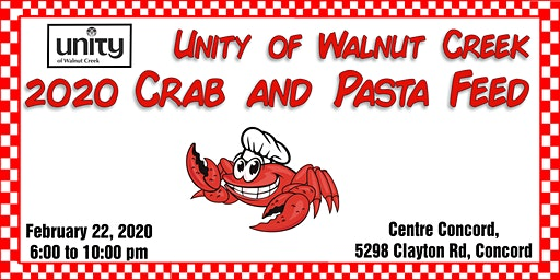 Unity of Walnut Creek 2020 Crab Feed