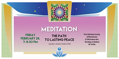 Meditation - The Path to Lasting Happiness