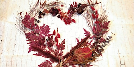 Mothers day- Dried/Preserved Arrangement workshop tickets