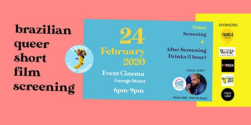 Brazilian Queer Short Film Screening