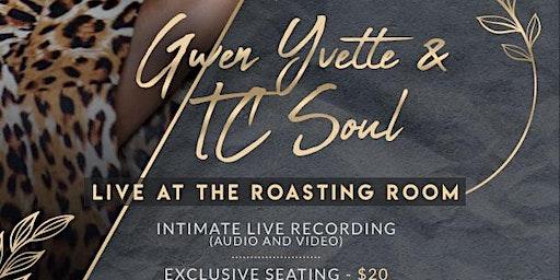 Gwen Yvette & TC Soul Live Album Recording!