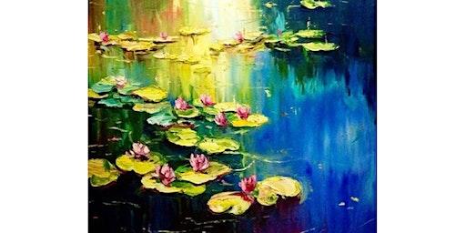 Monet's Water Lilies - Northies Cronulla Hotel