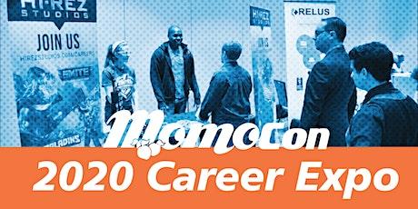 MomoCon 2021 Career Expo tickets