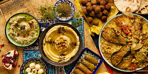 Middle Eastern Sunday Lunch