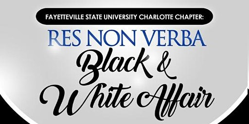 Black & White Affair- FSU Charlotte Alumni Chapter
