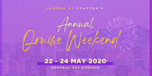 Qruise with the Ques Weekend