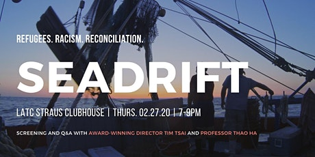 "Cà Phê Ấm: ""Seadrift"" Documentary Screening tickets"