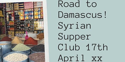 The Riad Supper Club  - Syrian Supper Club
