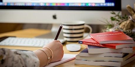 Schreibtag für Studierende und Promovierende Tickets