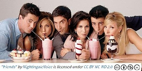 The One With the Trivia at the Library - Friends Trivia Night tickets