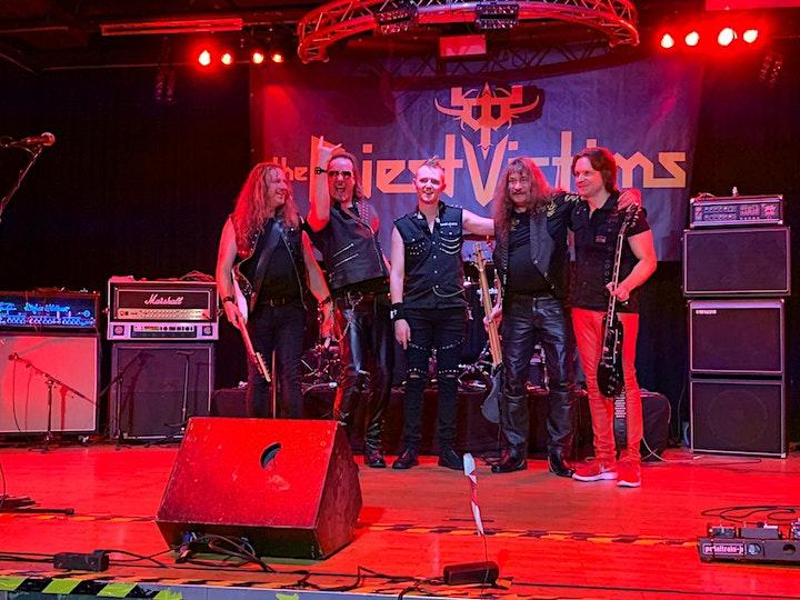 KingBon, Priest Victims und Ozzyfied Doppelkonzert im Saal Zum Pitt: Bild