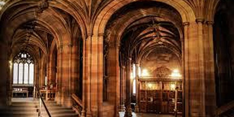 Manchester Cultural Tours, No. 1: John Rylands Library And... tickets