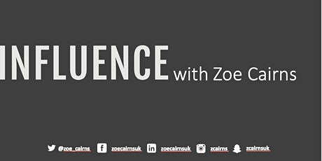 Influence Success (Sept 2020) tickets