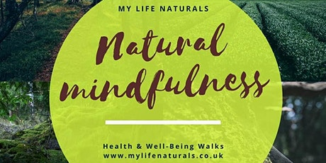 Tamworth Natural Mindfulness Well-being walks tickets