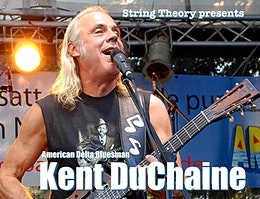 Kent DuChaine at String Theory
