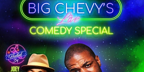 """COMEDIAN CHEVY TERRILL """"LIVE"""" WITH 93.1 FM tickets"""