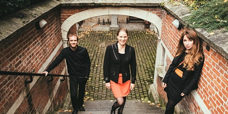 *POSTPONED* Trio Khnopff + pre-concert talk tickets