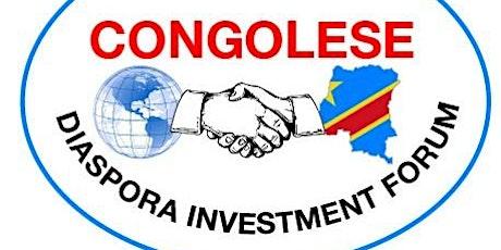 Congolese Diaspora Investment Forum tickets
