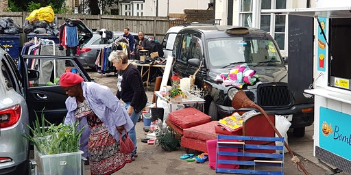 Brixton Booty Car Boot Sale Events